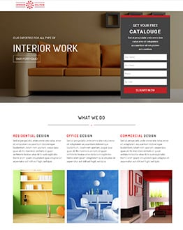 interior-design-landing-page-template